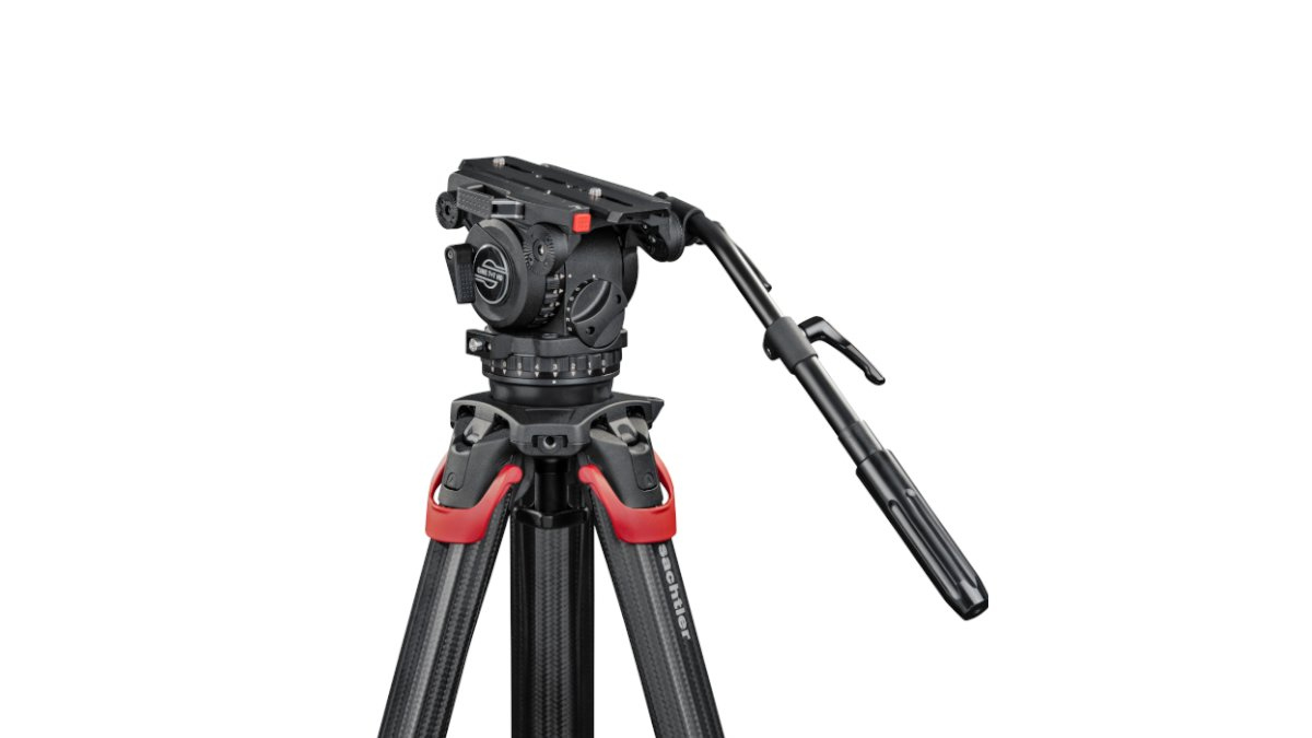Sachtler Cine 7+7 FT 100 MS